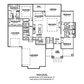 Advantage Floor Plans